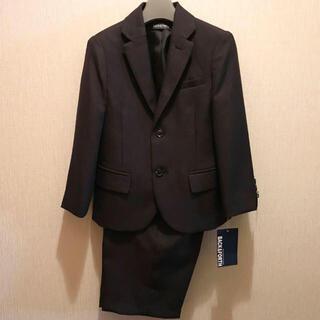 シマムラ(しまむら)の洗える‼︎子供用スーツ 110サイズ2点セット 新品タグ付き(ドレス/フォーマル)