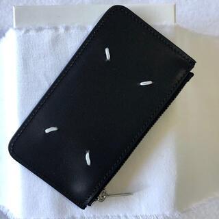 Maison Martin Margiela - メゾンマルジェラ フラグメントケース 小銭入れ付きコインケース ブラック