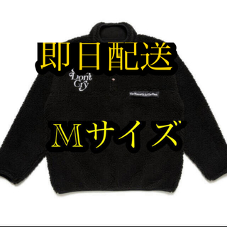 Supreme - FLEECE girls don't cry human made フリース