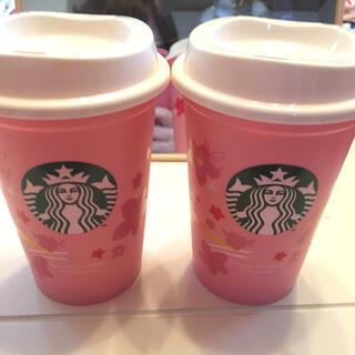 Starbucks Coffee - スターバックスリユーザブルカップ 2個セット