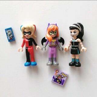 Lego - レゴ スーパーヒーローガールズ ミニフィグ フィギュア レゴフレンズ