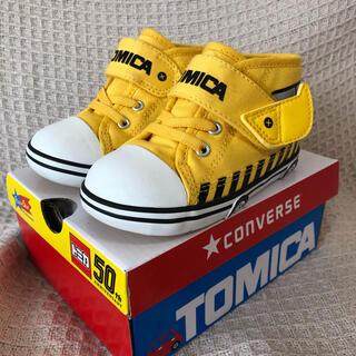 CONVERSE - コンバース トミカ 14.5cm