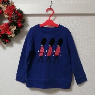 グラニフ(Design Tshirts Store graniph)のグラニフトレーナー110(ニット)