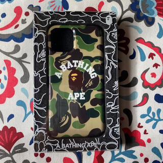 A BATHING APE - iPhone11Proケース