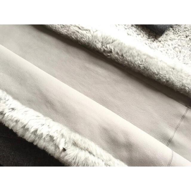 ADORE(アドーア)の新品未使用 アドーア ADORE ムートンコート 38 レディースのジャケット/アウター(ムートンコート)の商品写真