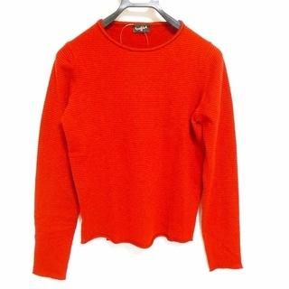 マーガレットハウエル(MARGARET HOWELL)のマーガレットハウエル 長袖セーター美品 (ニット/セーター)
