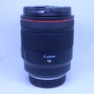 Canon - canon RF50mm F1.2 L USM