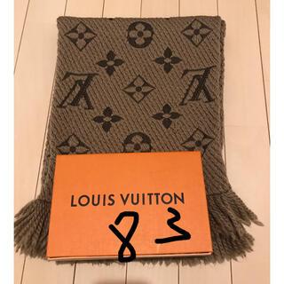 LOUIS VUITTON - ルイヴィトン 高級マフラー