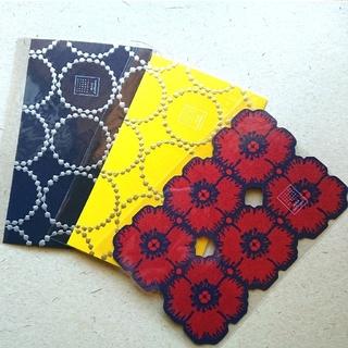 ミナペルホネン(mina perhonen)のNo.147 ミナペルホネン つづく展 ポストカード 3枚セット *mika*(写真/ポストカード)