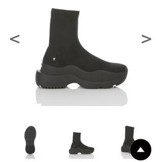 イエローブーツ(Yellow boots)のyellow shose BAISEN SNEAKER SHORT BOOTS(ブーツ)