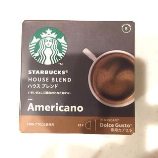 Starbucks Coffee - ドルチェグスト  ハウスブレンド  スタバ