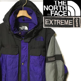 THE NORTH FACE - 希少!90's!ノースフェイスEXTREME GEAR マウンテンジャケット
