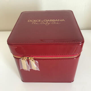 DOLCE&GABBANA - ドルチェアンドガッバーナ ノベルティバニティーバッグ