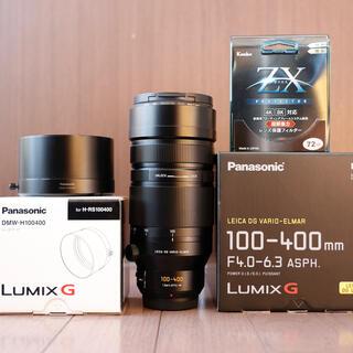 Panasonic - LEICA DG VARIO-ELMAR 100-400mm F4.0-6.3