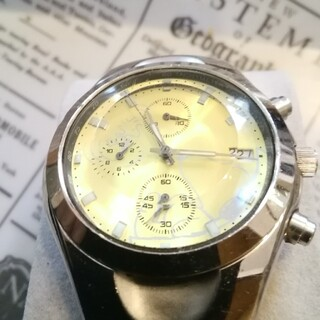 シチズン(CITIZEN)の希少 限定品 スヌーピー腕時計 クォーツ クロノグラフ 稼働中(腕時計(アナログ))