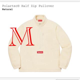 シュプリーム(Supreme)のsupreme polartec half zip pullover フリース(スウェット)