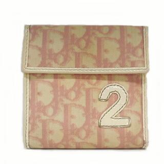 クリスチャンディオール(Christian Dior)のクリスチャンディオール 2つ折り財布(財布)