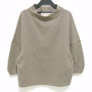 マルニ(Marni)のMARNI(マルニ) 長袖セーター サイズ40 M -(ニット/セーター)
