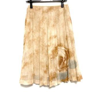 ランバンコレクション(LANVIN COLLECTION)のランバンコレクション ロングスカート 40 M(ロングスカート)
