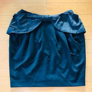 ムルーア(MURUA)のMURUA りぼんスカート(ミニスカート)