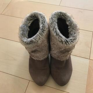 エスペランサ(ESPERANZA)のエスペランサ ショートブーツ(ブーツ)