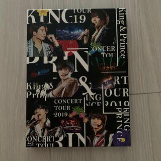 ジャニーズ(Johnny's)のking&prince 初回限定盤 Blu-ray(アイドル)