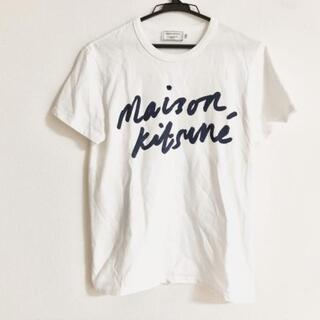メゾンキツネ(MAISON KITSUNE')のメゾンキツネ 半袖Tシャツ サイズXS メンズ(Tシャツ/カットソー(半袖/袖なし))