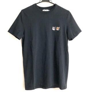 メゾンキツネ(MAISON KITSUNE')のメゾンキツネ 半袖Tシャツ サイズS メンズ(Tシャツ/カットソー(半袖/袖なし))