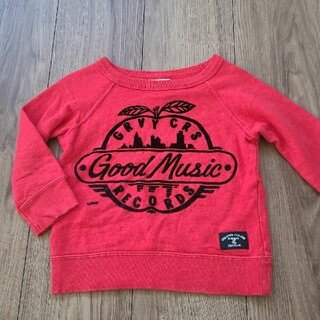 グルービーカラーズ(Groovy Colors)の【GROOVYCOLORS】トレーナー(Tシャツ/カットソー)
