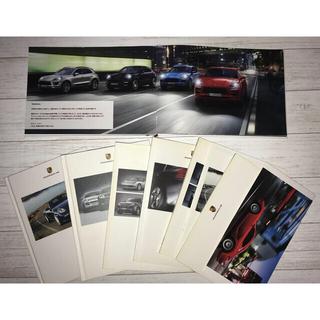 ポルシェ(Porsche)のポルシェ カタログ パンフレット(カタログ/マニュアル)