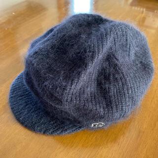 マリークワント(MARY QUANT)のマリークワント キャスケット帽子(キャスケット)