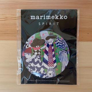 マリメッコ(marimekko)のmarimekko spirit 缶バッジ(その他)