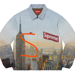 Supreme - supreme Aerial TapestryHarrington Jacket