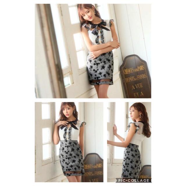dazzy store(デイジーストア)のキャバドレス ミニドレス タイト 明日花キララ レディースのフォーマル/ドレス(ミニドレス)の商品写真