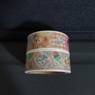 ダッフィー(ダッフィー)のダッフィー マスキングテープ(テープ/マスキングテープ)