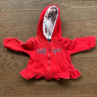 トミーヒルフィガー(TOMMY HILFIGER)のトミヒルのパーカー ベビー服(ジャケット/上着)