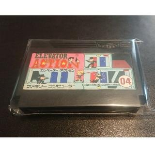 ファミリーコンピュータ(ファミリーコンピュータ)のファミコン エレベーターアクション(家庭用ゲームソフト)