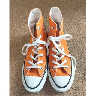 CONVERSE - ALL STAR made in Japan オレンジ
