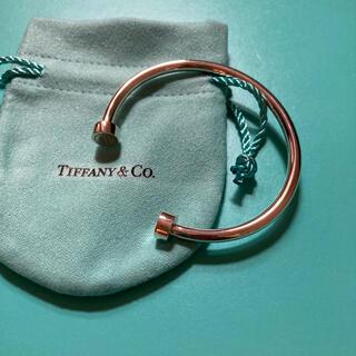 Tiffany & Co. - 未使用☆ティファニー ☆リターントゥティファニー   バングル M シルバー