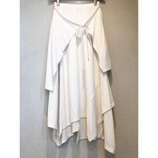 ENFOLD - nagonstans スカート ホワイト