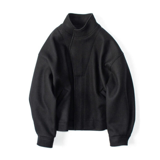 1LDK SELECT - stein 20aw Over Sleeve Melton Jacket