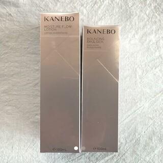 カネボウ(Kanebo)のKANEBO モイスチャーローション&リッチ エマルジョン(サンプル4点付き)(化粧水/ローション)