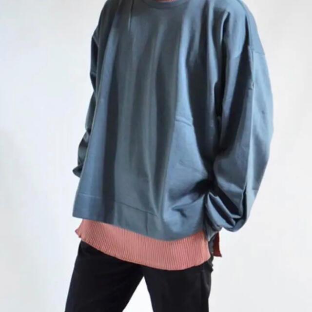 SUNSEA(サンシー)の菅田将暉 Neon Sign ネオンサイン カットソー メンズのトップス(Tシャツ/カットソー(七分/長袖))の商品写真