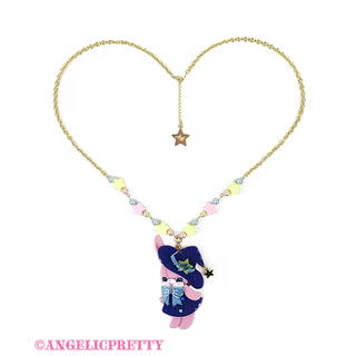 Angelic Pretty - Little Witchリリカルバニーネックレス