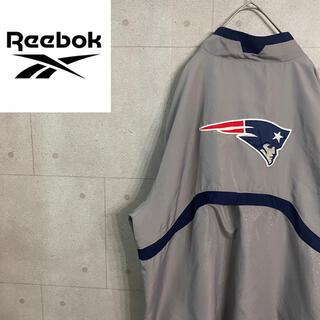 リーボック(Reebok)のReebok NFL ナイロンジャケット(ナイロンジャケット)