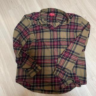 Supreme - Supreme  Tartan Flannel Shirt XL
