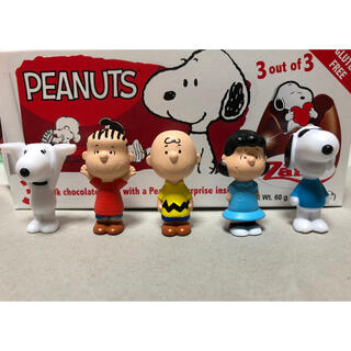 ピーナッツ(PEANUTS)のスヌーピー  チョコレートエッグ(キャラクターグッズ)
