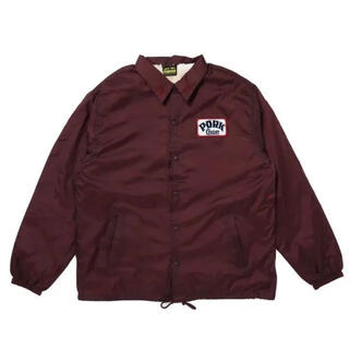 NEIGHBORHOOD - PORKCHOP - BOA COACH JACKET MAROON