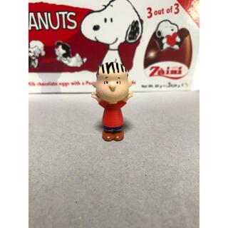 ピーナッツ(PEANUTS)のスヌーピー  チョコレートエッグ ライナス(キャラクターグッズ)