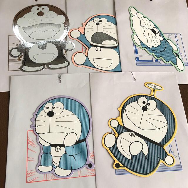 小学館(ショウガクカン)のドラえもん なんてことないカード エンタメ/ホビーのアニメグッズ(その他)の商品写真